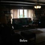 Family Room 1 Before