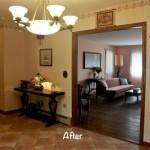 Hallway 3 After