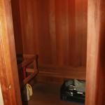 Sauna Before
