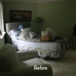 Guest Bedroom 1 Before